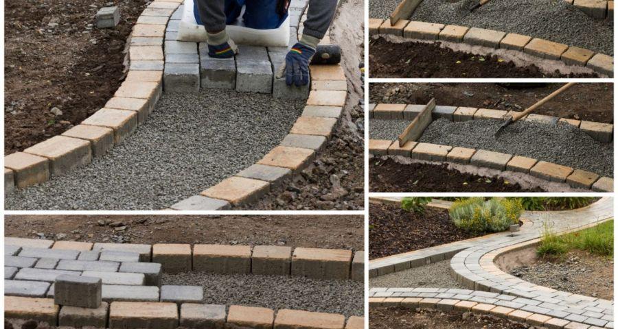 Gartenbaubetriebe  Stein- & Pflasterarbeiten - Bech Gartenbaubetriebe