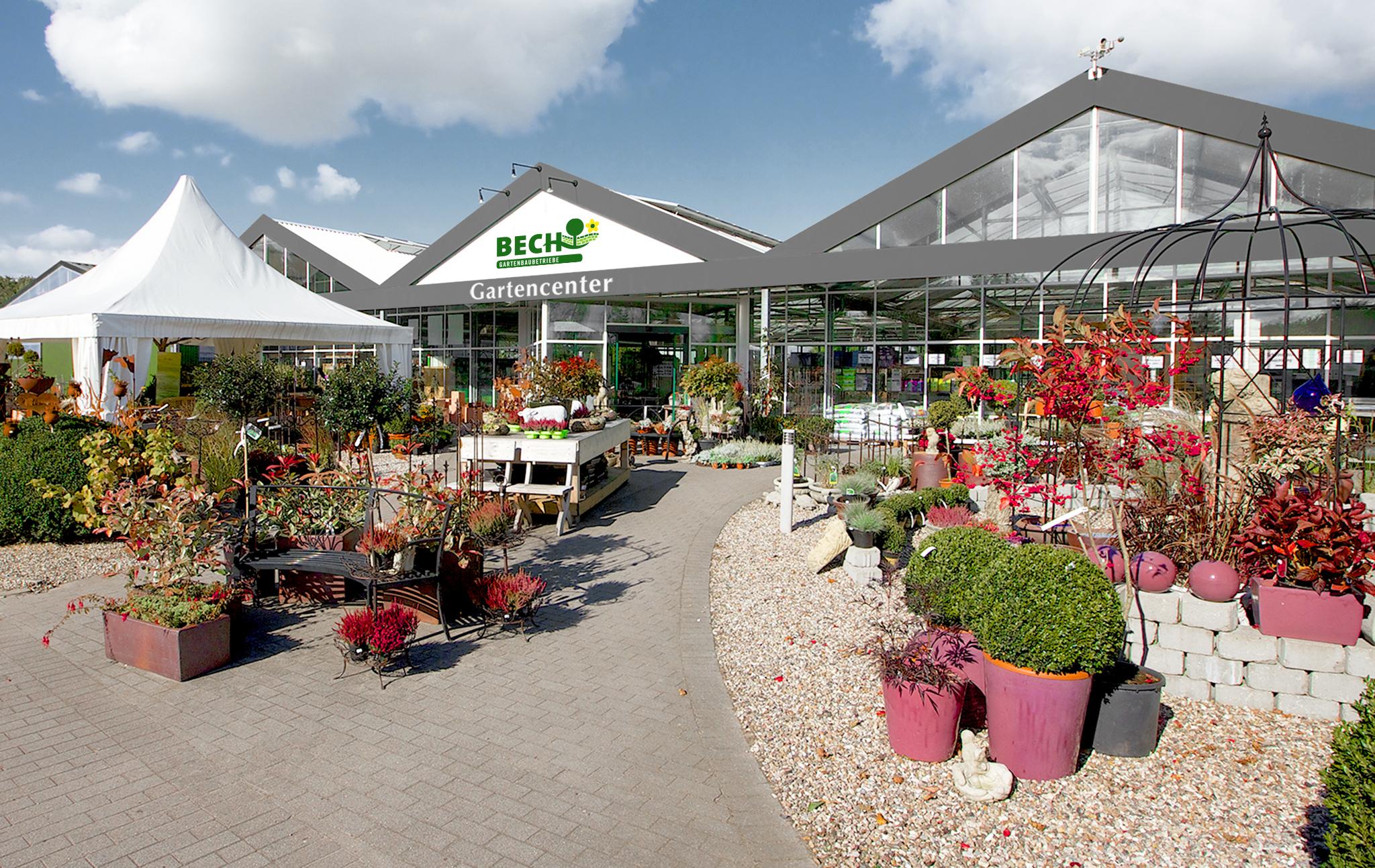 Gartenbaubetriebe  Bech Gartencenter - Bech Gartenbaubetriebe